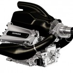 Honda Provides First Look At F1 Power Unit