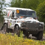 Land Rover Defender Challenge. Allisport Hill Rally, Walter's Arean, Wales. London, 17th - 19th July 2015 Photo: Drew Gibson