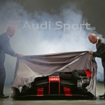 MORE POWERFUL AND EFFICIENT THAN EVER BEFORE: AUDI R18 CELEBRATES WORLD PREMIERE IN MUNICH